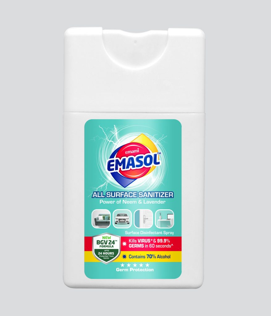 emami emasol surface sanitizer in india